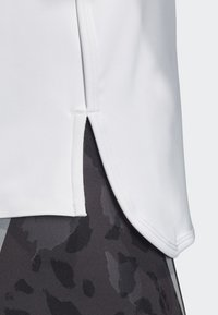 adidas by Stella McCartney - SPORT CLIMACOOL RUNNING T-SHIRT - Treningsskjorter - white - 6