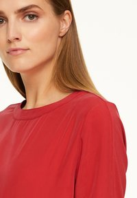 comma casual identity - Long sleeved top - scarlet red - 3