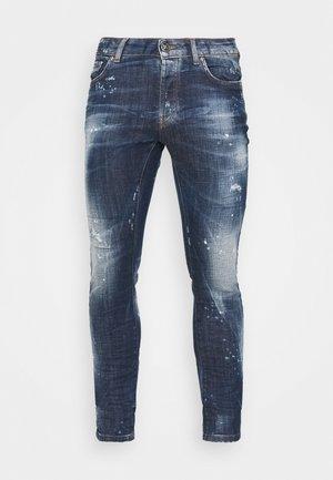 MARCAB - Slim fit jeans - blue denim