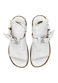 A.S.98 - Ankle cuff sandals - bianco - 4