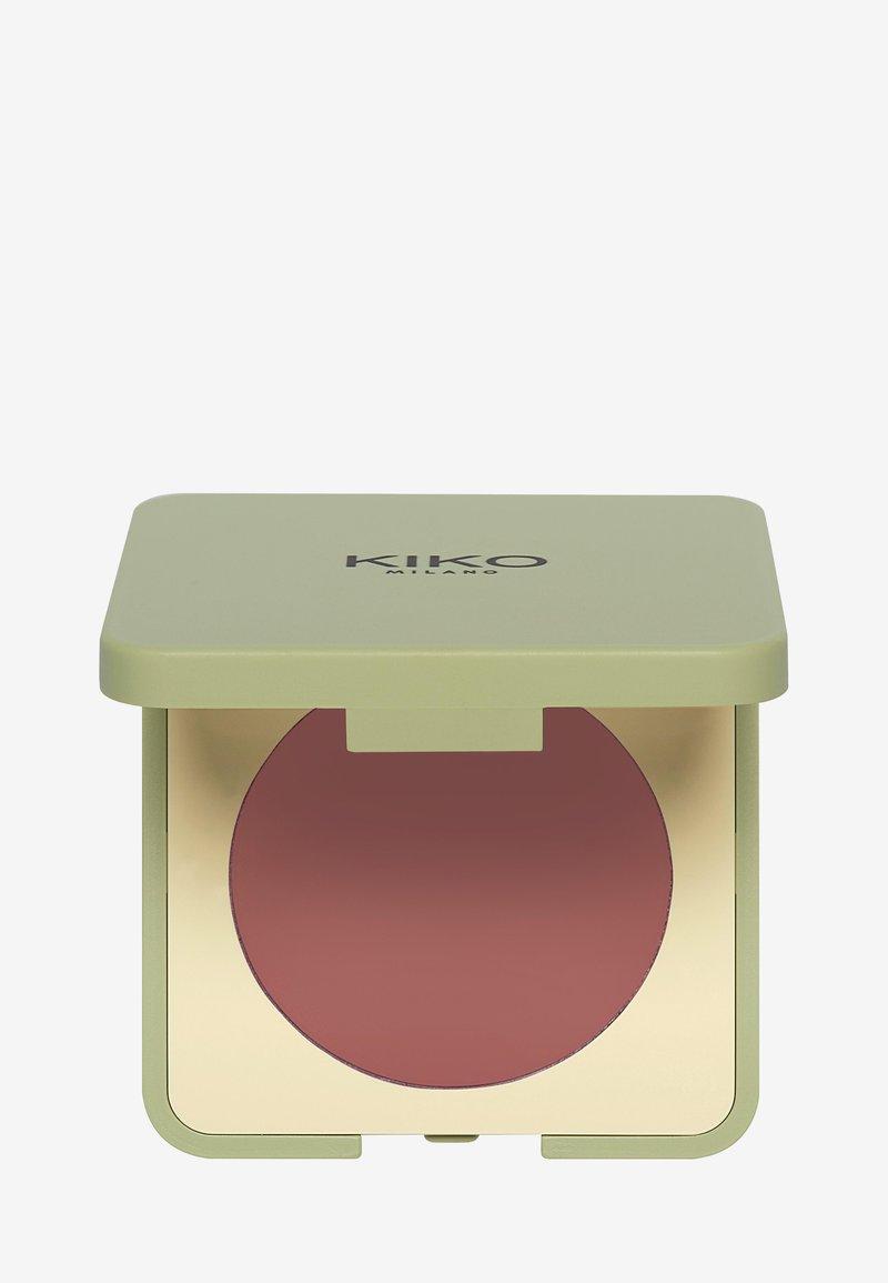 KIKO Milano - GREEN ME BLUSH - Blusher - 102 soft mauve