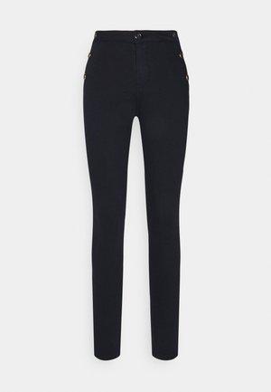 SOFT HARLEM - Trousers - blue