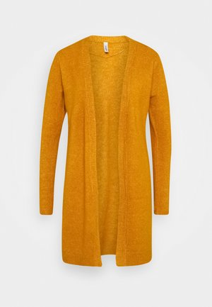 NESSIE - Cardigan - yellow