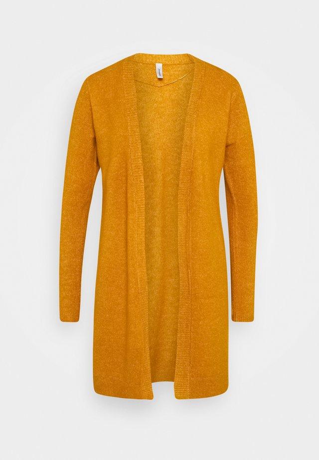 NESSIE - Cardigan - yellow