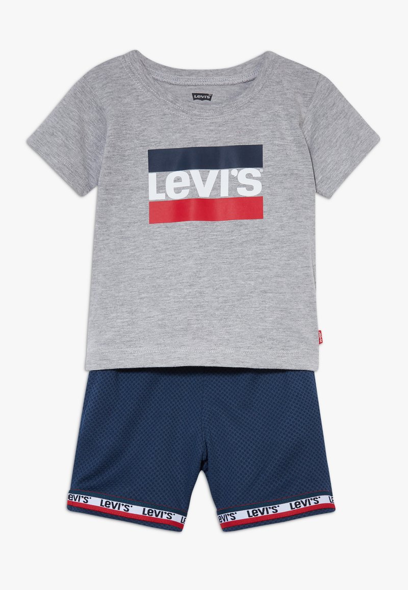 Levi's® - BASKETBALL SET - Shorts - grey heather