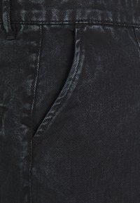 Monki - NANETTE  - Shorts di jeans - black dark asia - 2