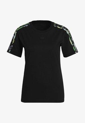 REGULAR TEE - T-shirt print - black
