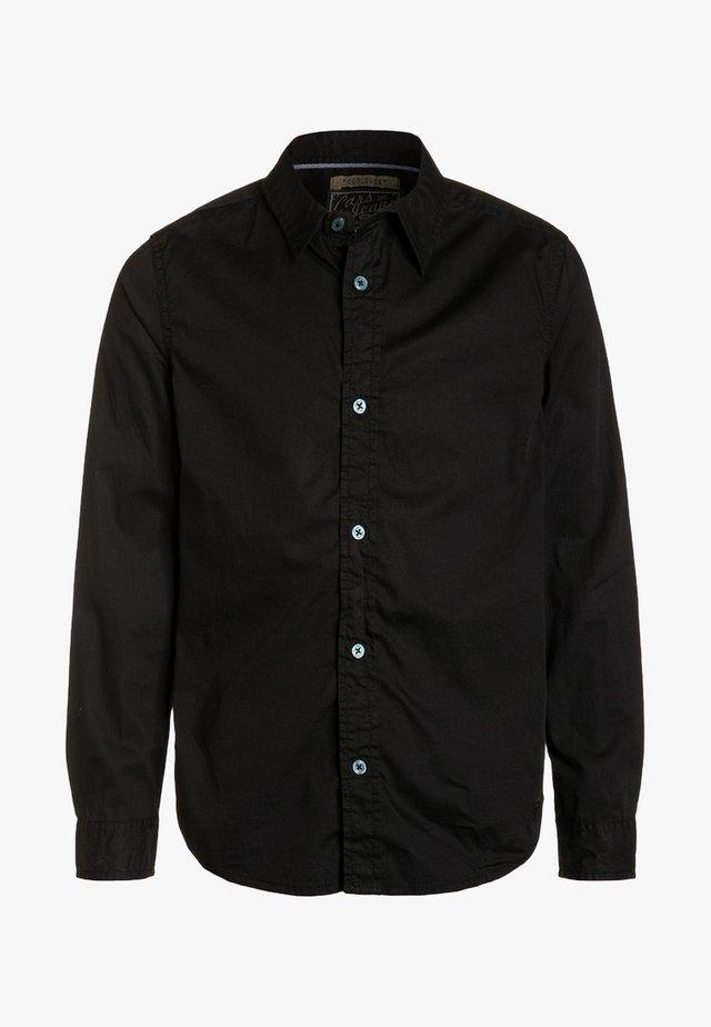 NAZZA - Skjorte - black