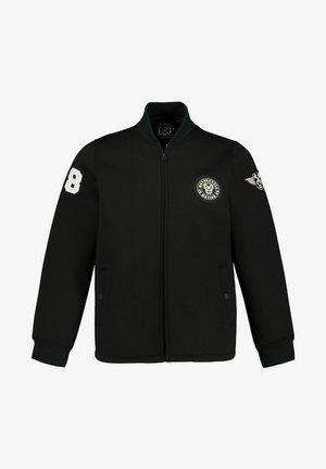 Bomber Jacket - schwarz