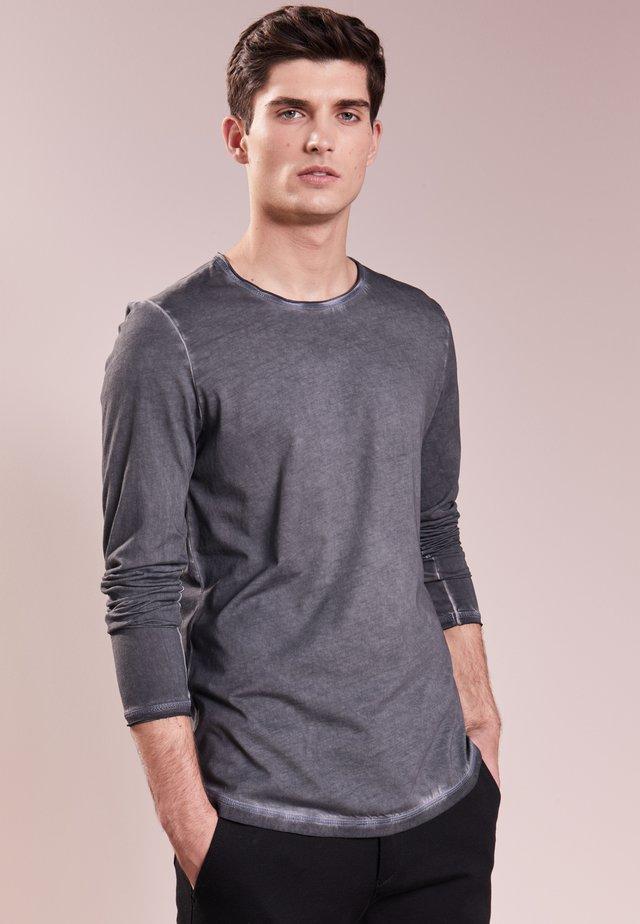 CARLOS - Bluzka z długim rękawem - dark grey