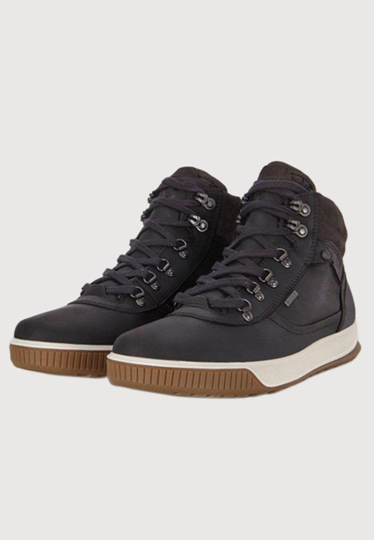 ECCO BYWAY TRED - Sneaker high - black/moonless/schwarz - Herrenschuhe gjQm4