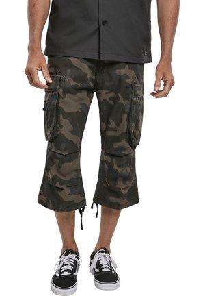 INDUSTRY VINTAGE - Shorts - darkcamo