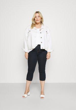 BOYFRIEND TEE 2 PACK - Basic T-shirt - white/lilac