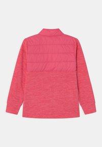 Color Kids - SOLID EFFECT - Fleece jacket - honeysuckle - 1