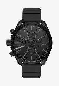 Diesel - MS9 CHRONO - Zegarek chronograficzny - schwarz - 1