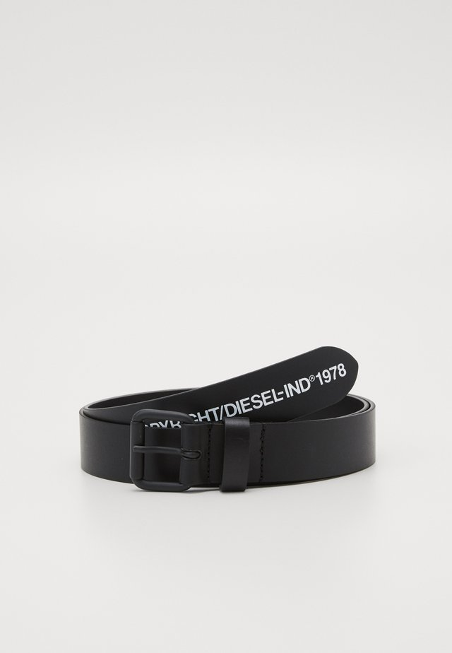 B-COPY BELT - Pásek - black