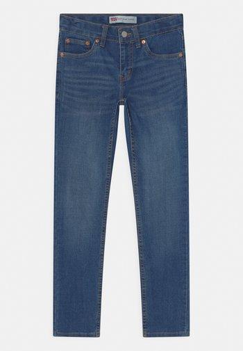 512 SLIM TAPER - Slim fit jeans - blue denim