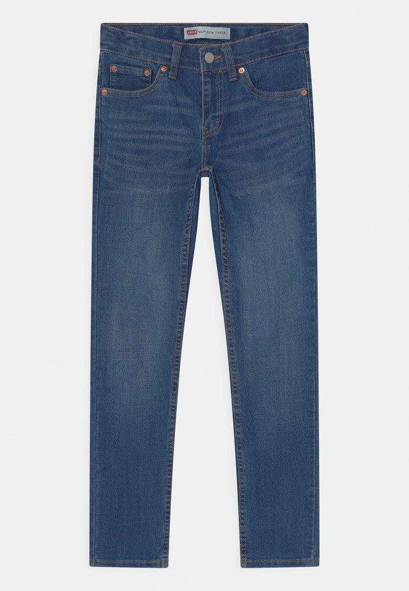 Levi's® - 512 SLIM TAPER - Slim fit jeans - blue denim