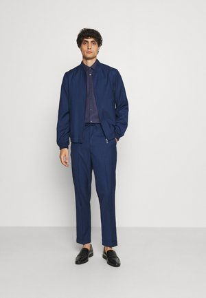 LIGHTWEIGHT DRAWCORD TROUSERS SET - Trousers - dark blue