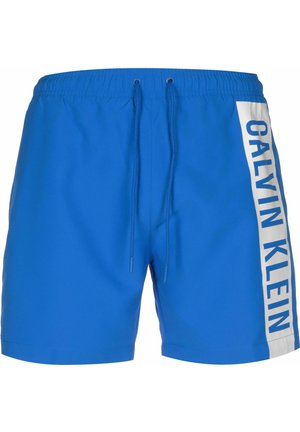 Swimming shorts - electric blue lemonade
