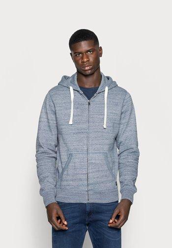 Zip-up sweatshirt - dark navy blue