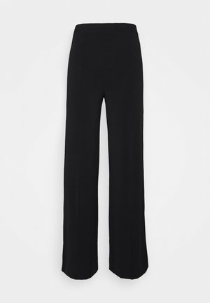 MIELA - Trousers - black