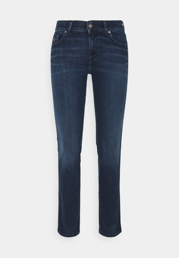 D-SANDY - Straight leg jeans - dark blue
