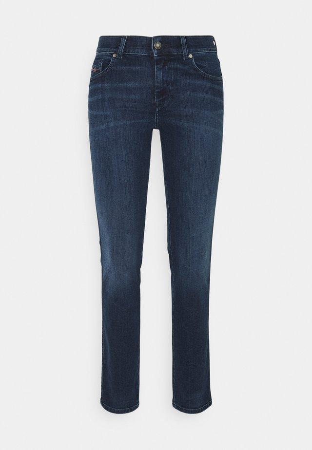 D-SANDY - Straight leg -farkut - dark blue