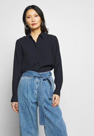 FASHION - Button-down blouse - blau