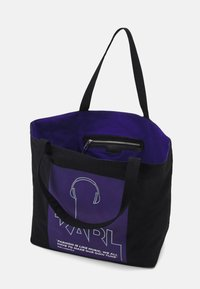 KARL LAGERFELD - VOICES MUSIC SHOPPER - Tote bag - purple - 4
