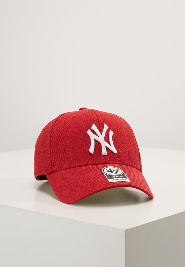 NEW YORK YANKEES UNISEX - Cap - red