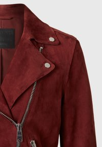 AllSaints - Chaqueta de cuero - red - 5