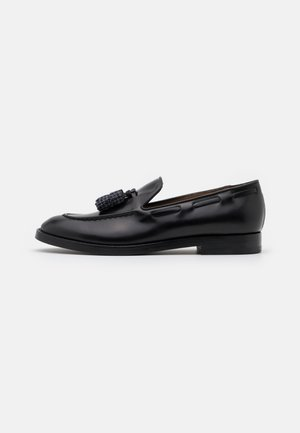 Scarpe senza lacci - dexter light nero/club navy