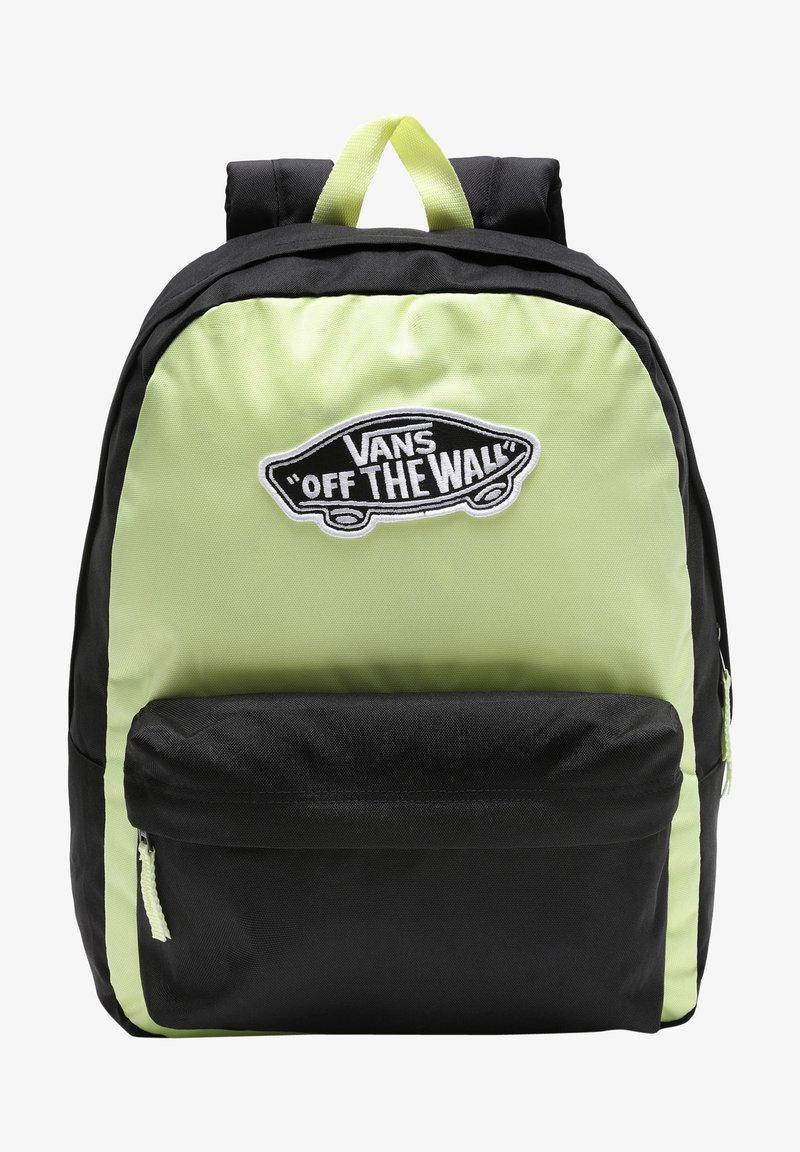 Vans - WM REALM  - Rucksack - sunny lime