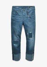 G-Star - NOXER - Straight leg jeans - dark blue - 4