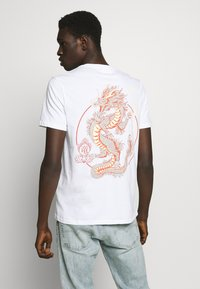 YOURTURN - Print T-shirt - white - 0