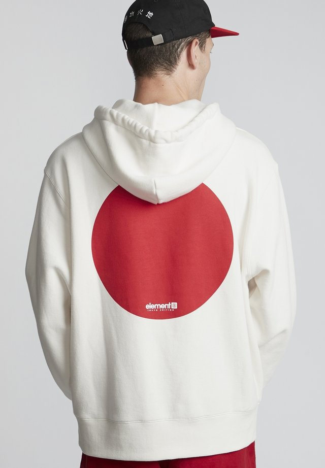 Hoodie - off white