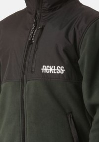 Young and Reckless - Fleece jacket - green - 2