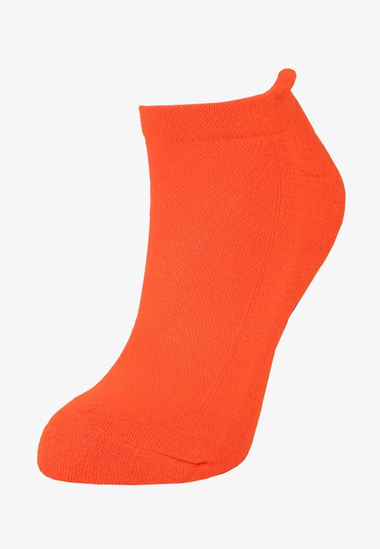 FALKE - COOL KICK SN FALKE COOL KICK SNEAKERSOCKEN BLAU - Socks - flash orange