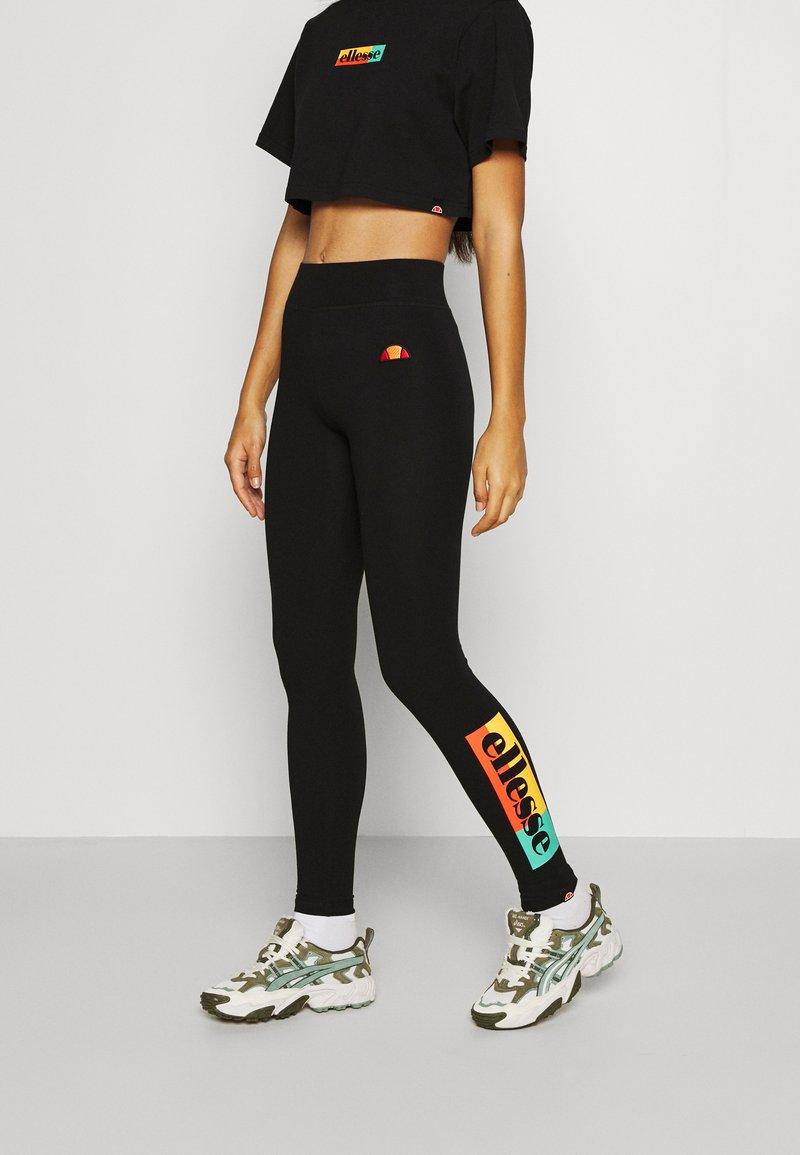 Ellesse - JUNIPER - Leggings - Trousers - black