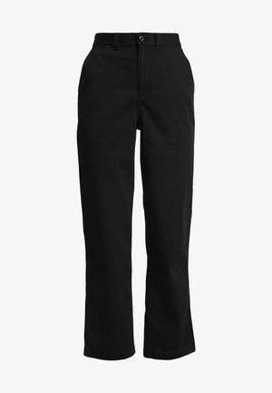 AUTHENTIC - Trousers - black