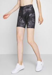 ONLY Play - ONPSMAYA LIFE TRAINING SHORTS - Medias - black - 0