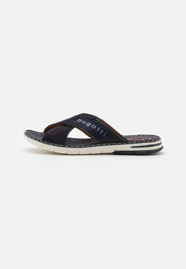DARIO - Pantofle - dark blue