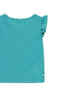 Boboli - Print T-shirt - turquoise - 3