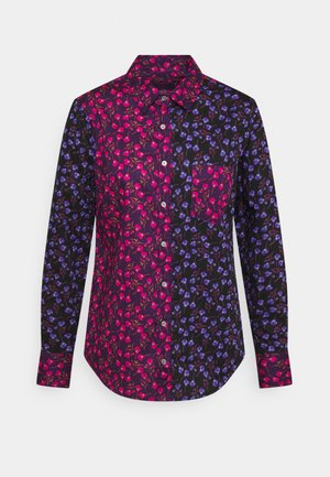 SLIM PERFECT IN LIBERTY MIXED - Button-down blouse - pink/multi