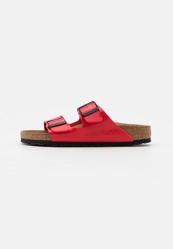 ARIZONA  - Slippers - cherry