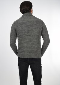 Solid - PHIL - Jumper - dark grey - 2