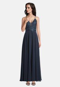 Vera Mont - Maxi dress - dunkelblau - 0
