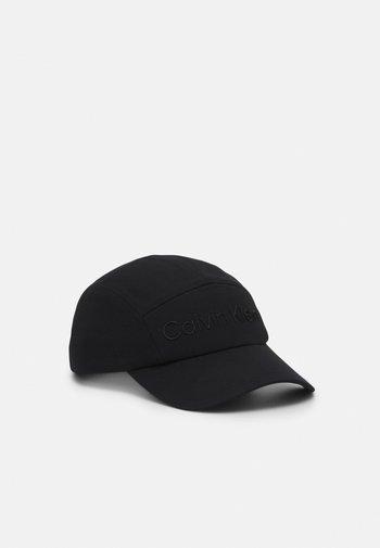 PANEL UNISEX - Cappellino - black