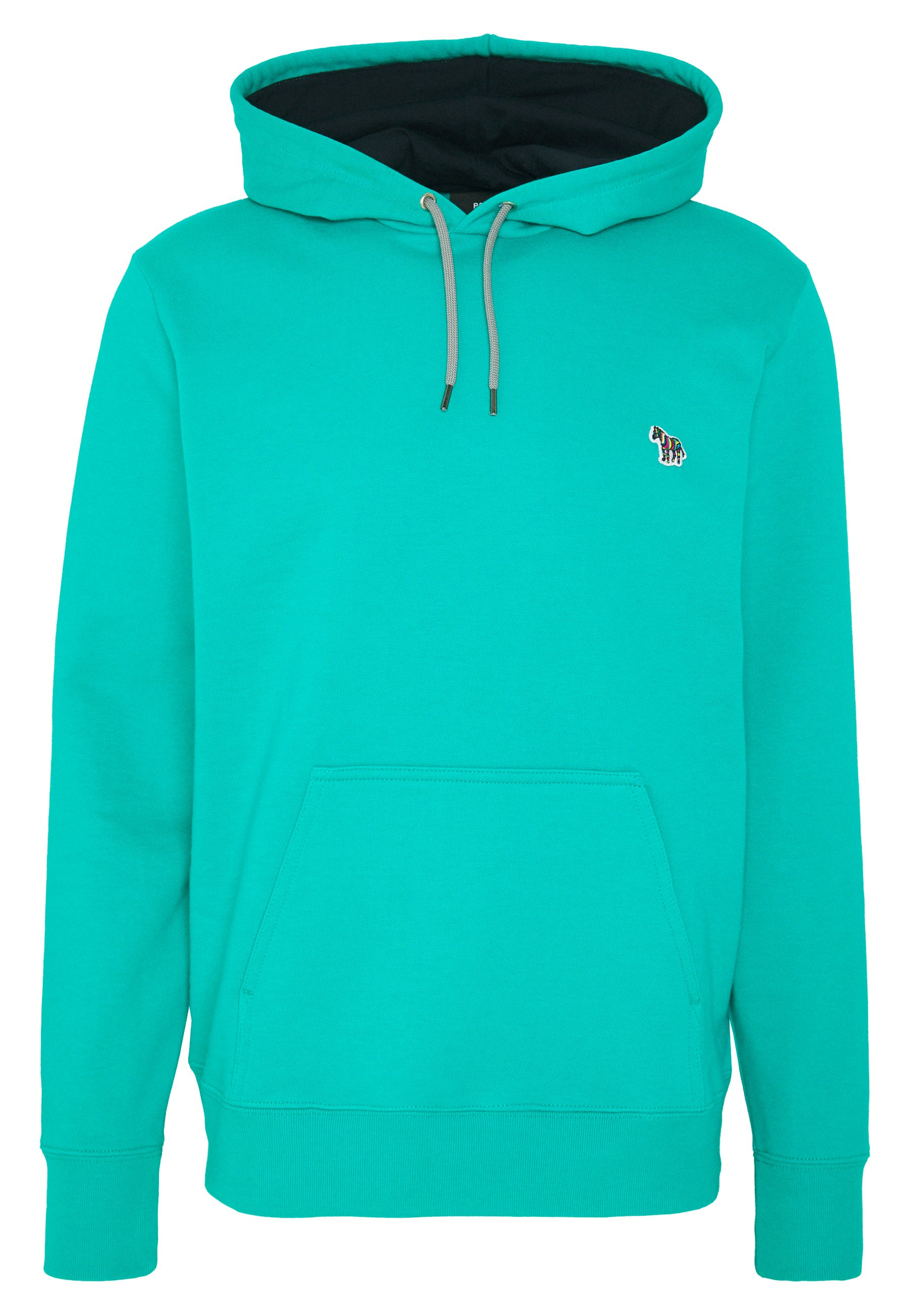 PS Paul Smith MENS FIT HOODIE - Sweat à capuche - turquoise